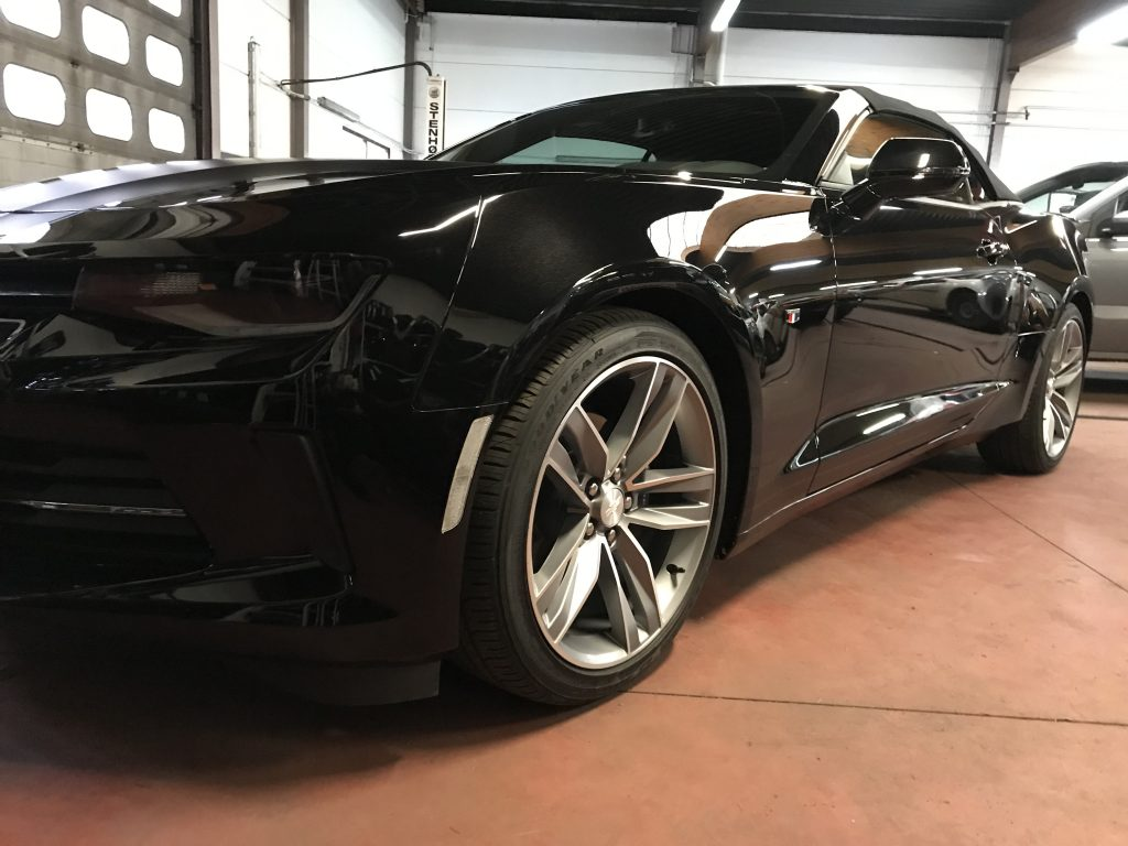 Céramic , New Camaro Cabrio